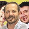 Руководство Яндекса Россия Елена Бунина, Грег Абовский и глава группы Аркадий Волож