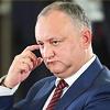 Игорь Додон, Президент Молдавии